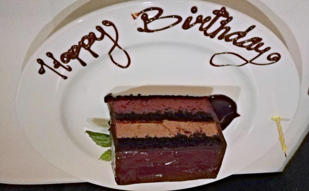 Birthday Cake Ocean Prime