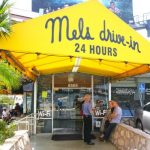 Mel's Drive-in:  Contemporary or Nostalgic Dining?