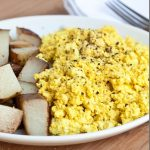 "Scrambled Tofu ""Eggs"""