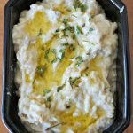 Baba Ganoush Made Quick and Easy: Vegan