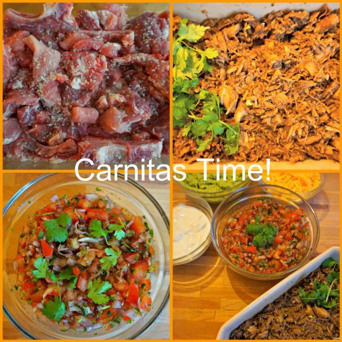 Carnitas Time!
