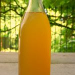 Ginger Syrup Made at Home