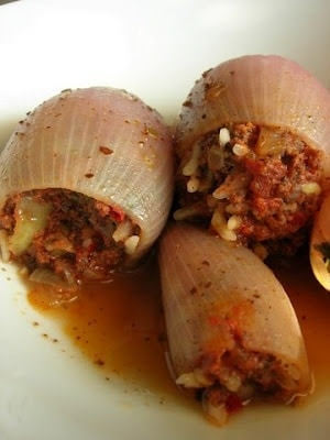 Stuffed Onion (Solgan Dolmasi)
