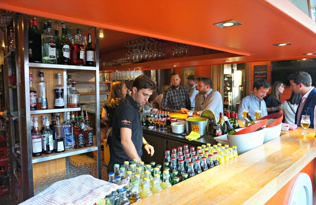 Chez Clément inside bar area