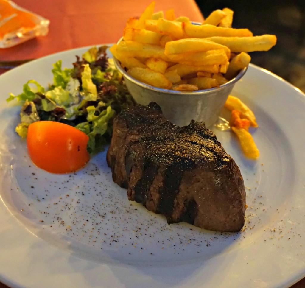Steak - Chez Clément