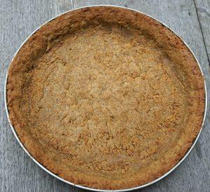 Speculoos Pie Crust