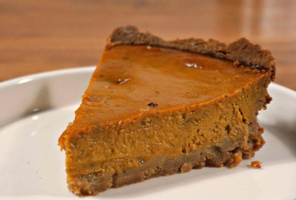 Speculoos Pumpkin Pie Slice zoom