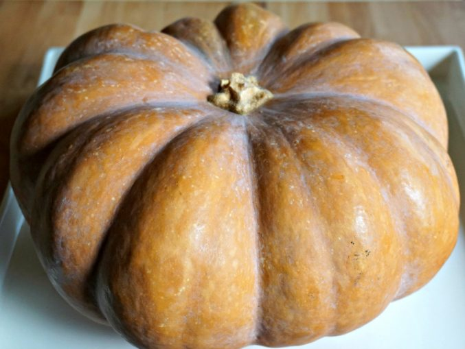 Whole Muscat Pumpkin