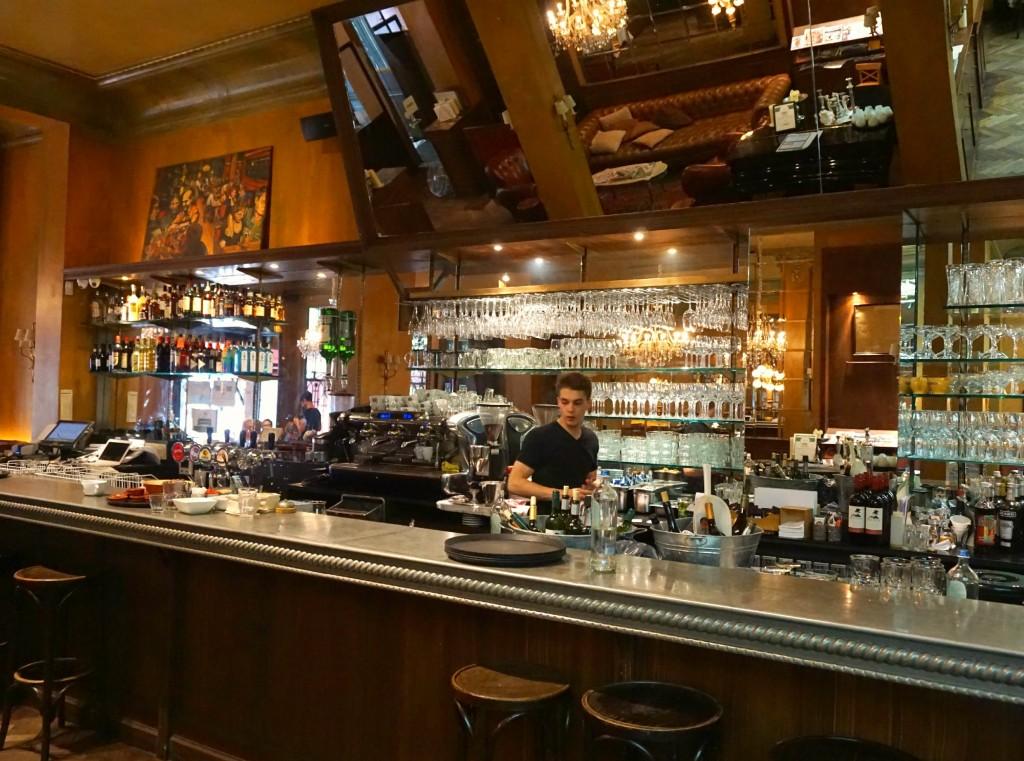 Bourla Bar - Bourla Café Restaurant