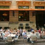 Bourla Café Restaurant in Antwerp