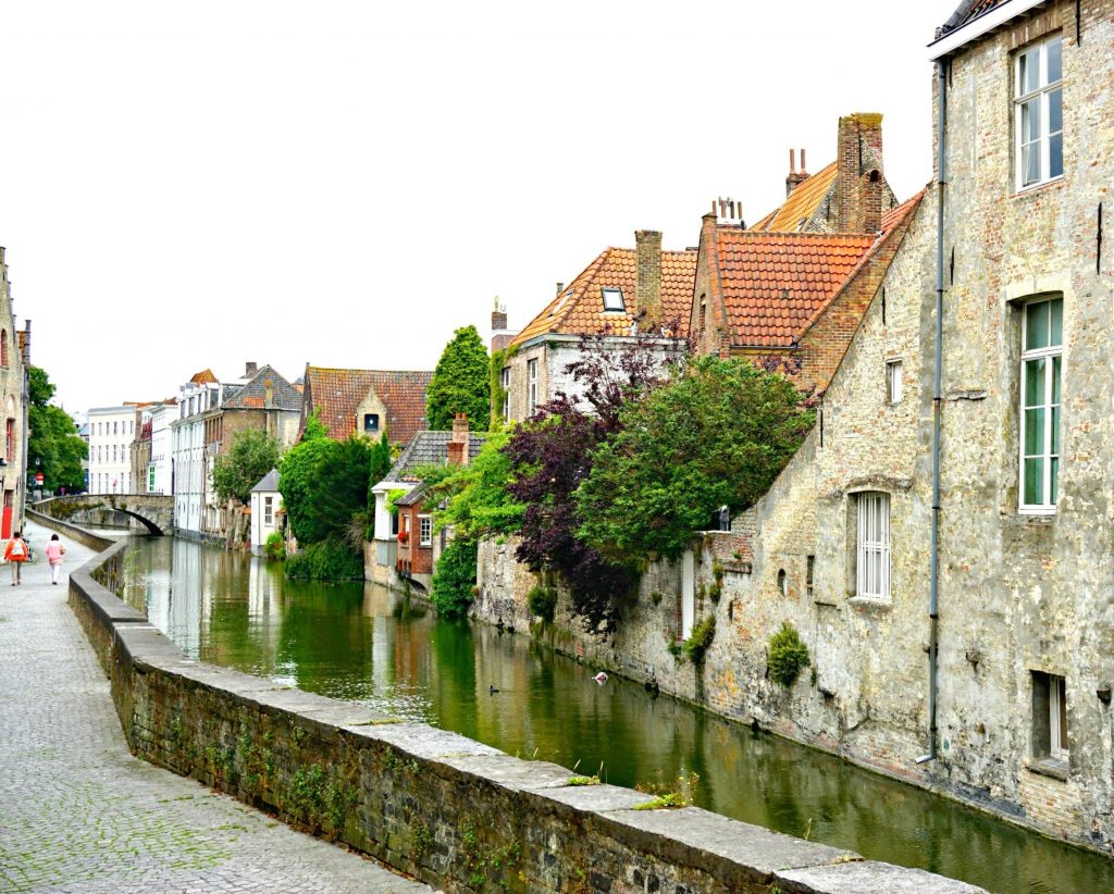 Gouden Handrei - Bruges Canal