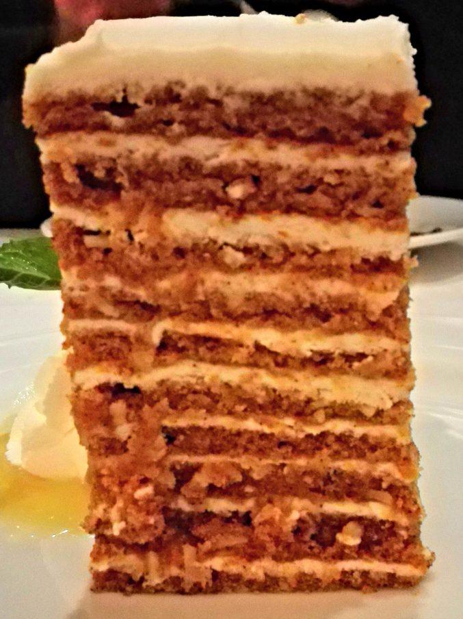 Carrot Cake Los Angeles