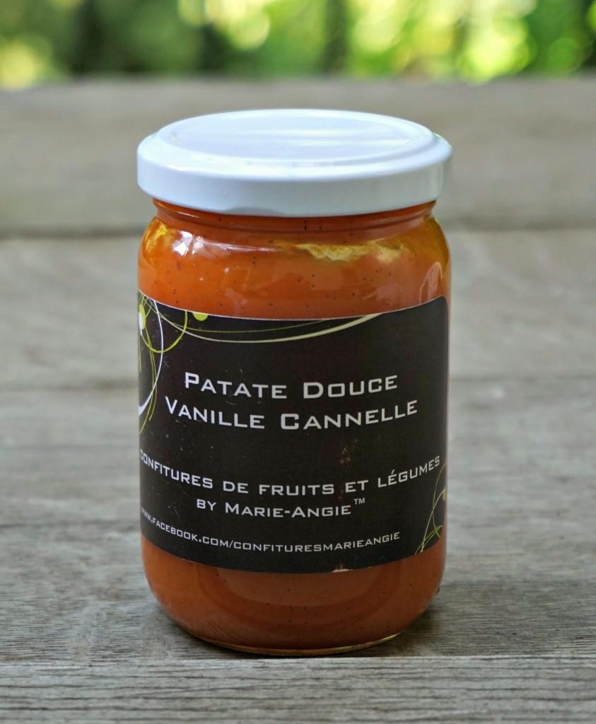 Jam Patate Douce
