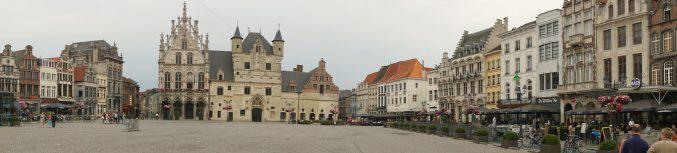 Mechelen Town Square