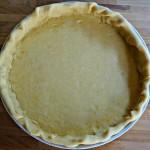 Pastry Crust: Pâte Brisée