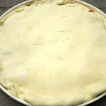 Quick Puff Pastry Dough
