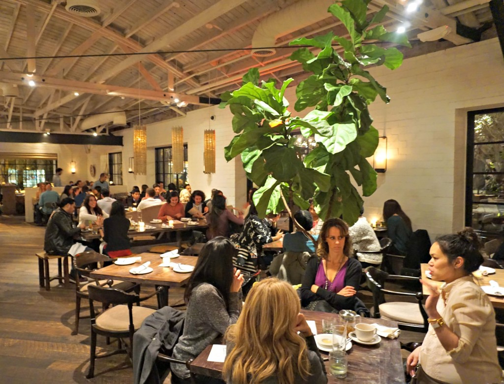 Inside Gracias Madre - Restaurants in Los Angeles