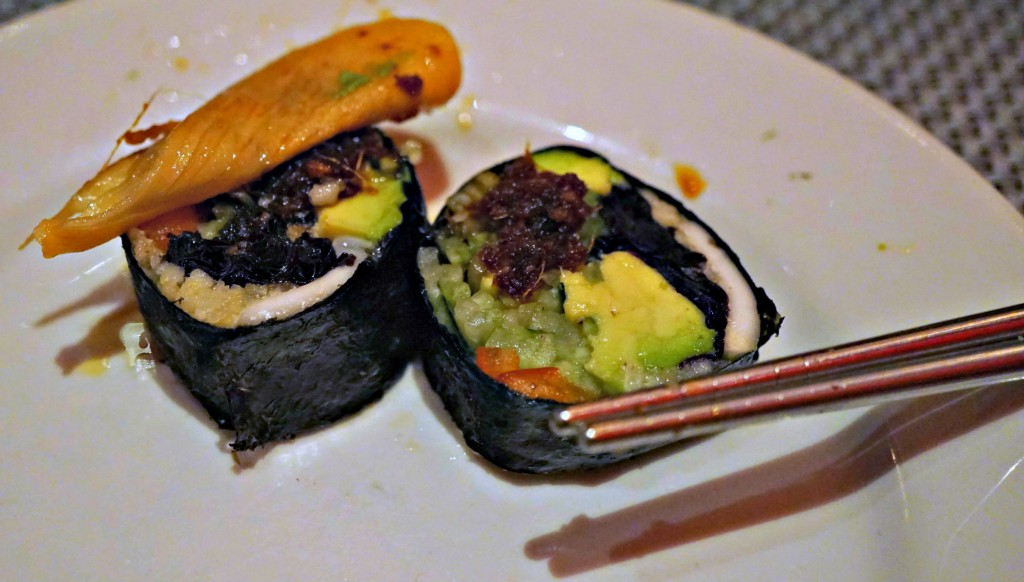 Individual sushi - Au Lac - Restaurants in Los Angeles