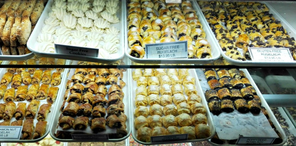 Rugelach at Lenny's Deli