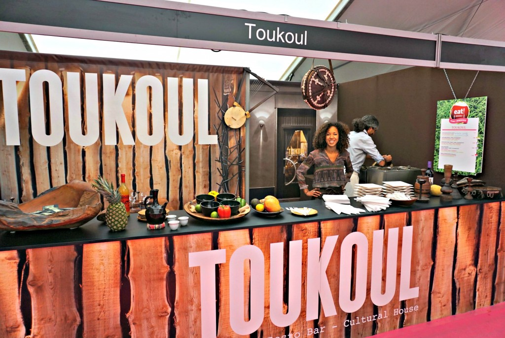 Toukoul Stand - eat! Brussels