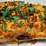 Vegetarian Enchiladas:  Delicious and Healthy