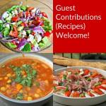Guest Contribution Submission Procedure