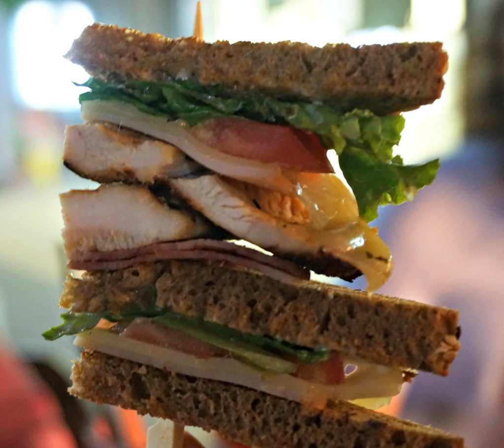 Musutu Club Sandwich
