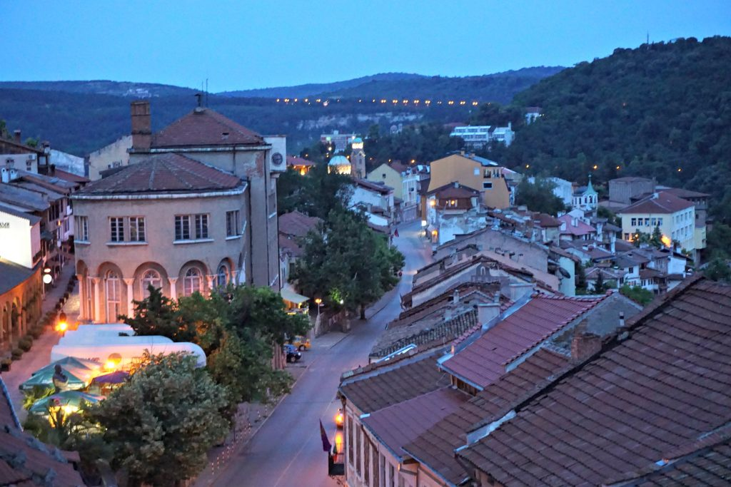 Veliko Tarnovo Room View