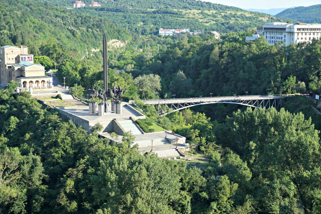 Veliko Tarnovo bridge