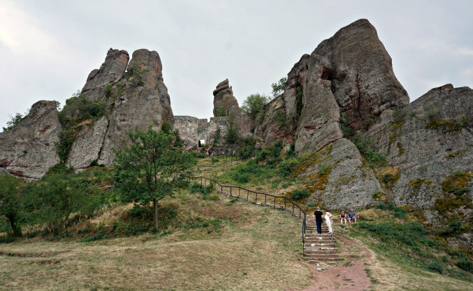 Belogradchik Fortress - Bulgaria
