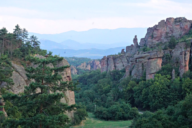 Belogradchik Rocks Sunset - Bulgaria