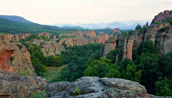 Belogradchik Rocks View - Bulgaria