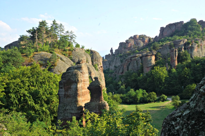 Belogradchik Rocks valley - Bulgaria