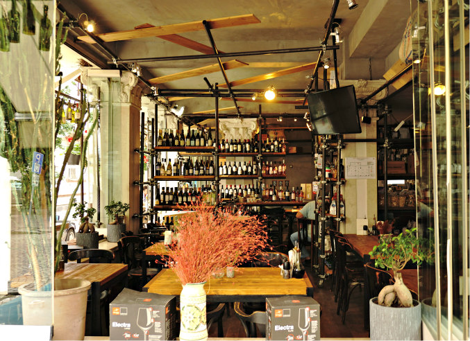 La Bottega Inside - Bulgaria