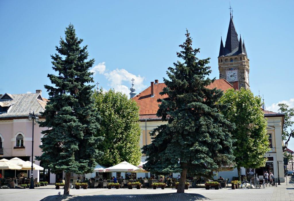 Baia Mare Square - Romania