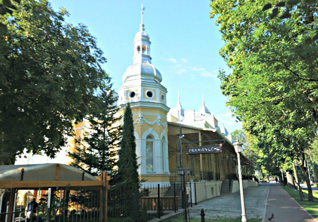 Crama Veche exterior - Romania