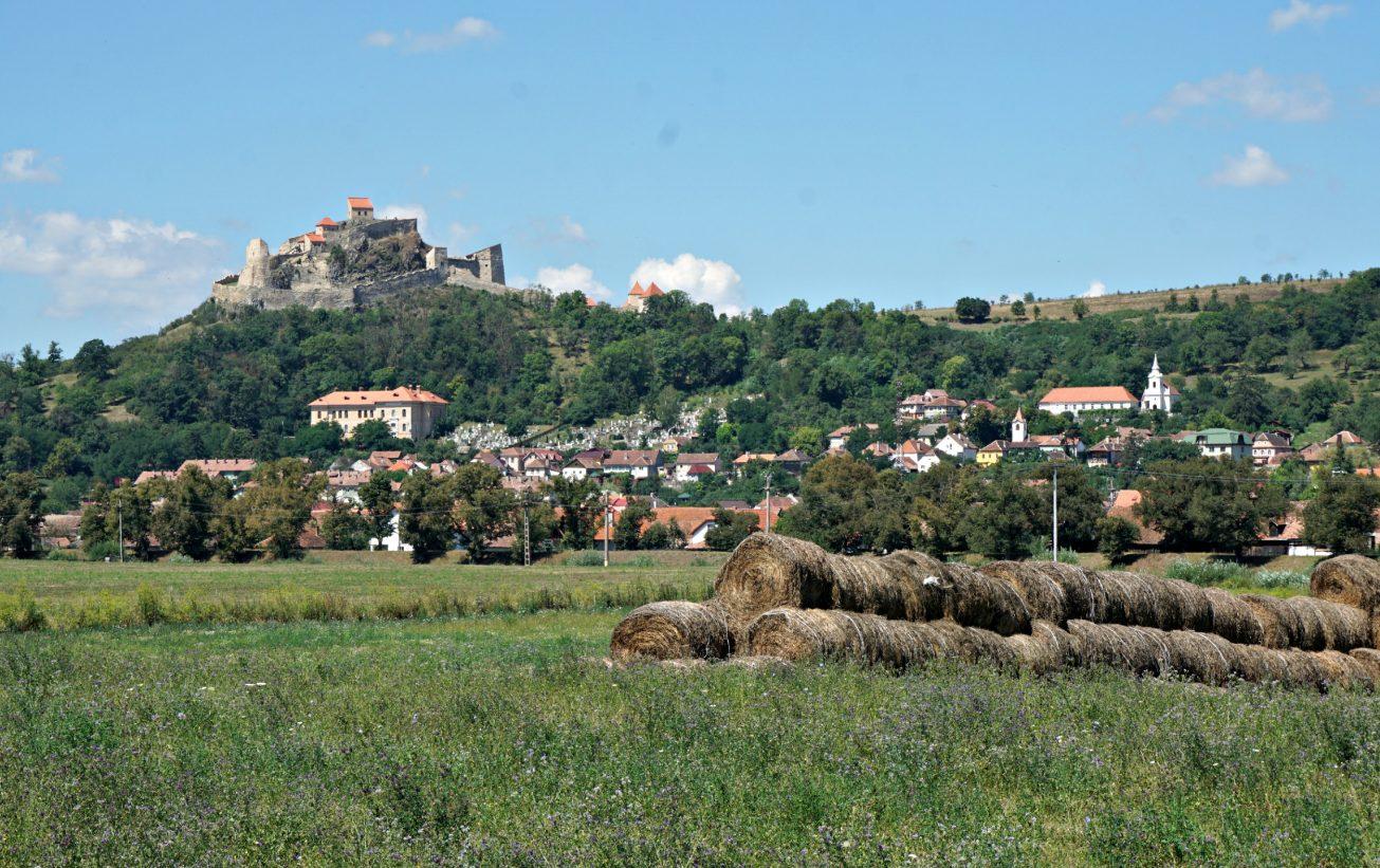 Castle Romanian Countryside - Romania