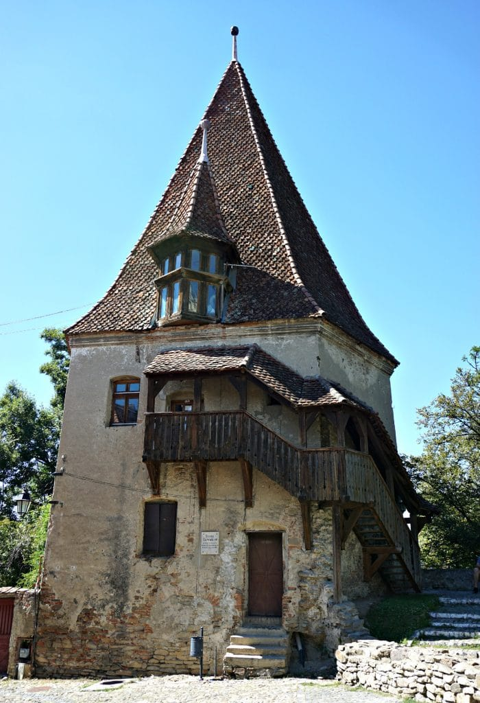 Shoemakers' Tower - Romania