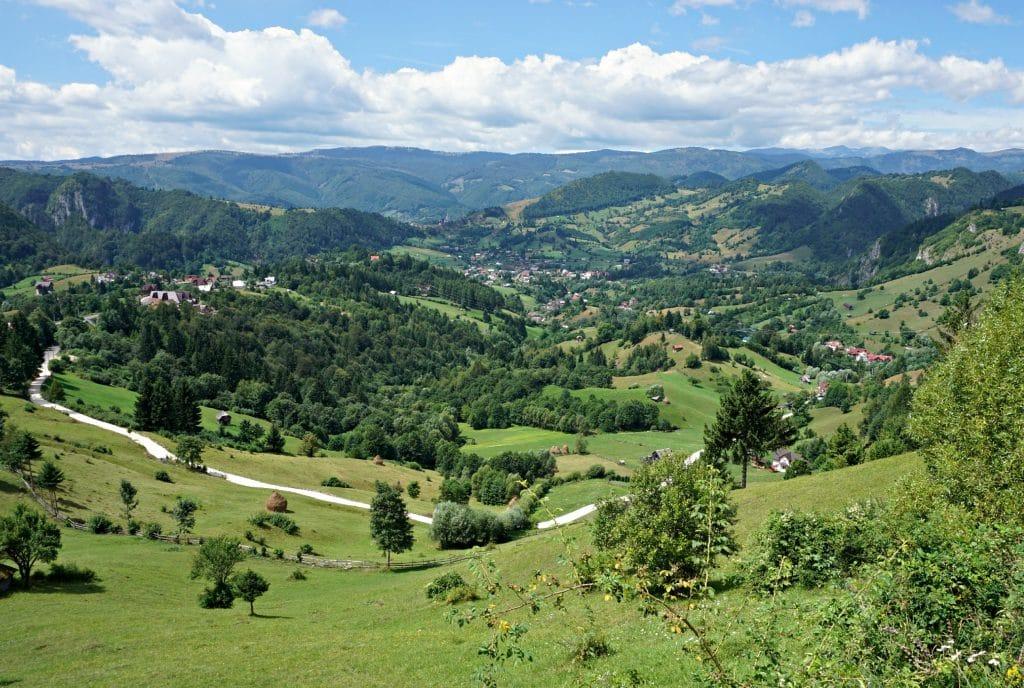 Transylvanian view