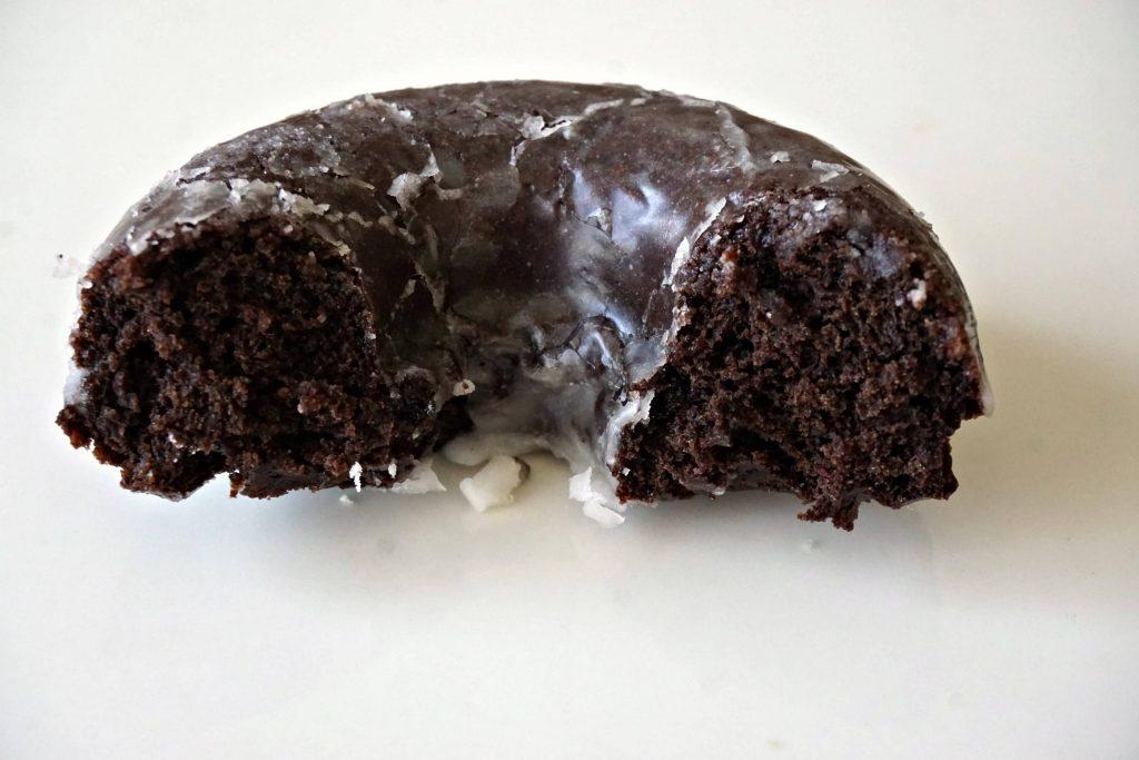 Kettle Glazed Doughnuts - Chocolate Gluten-Free Doughnut