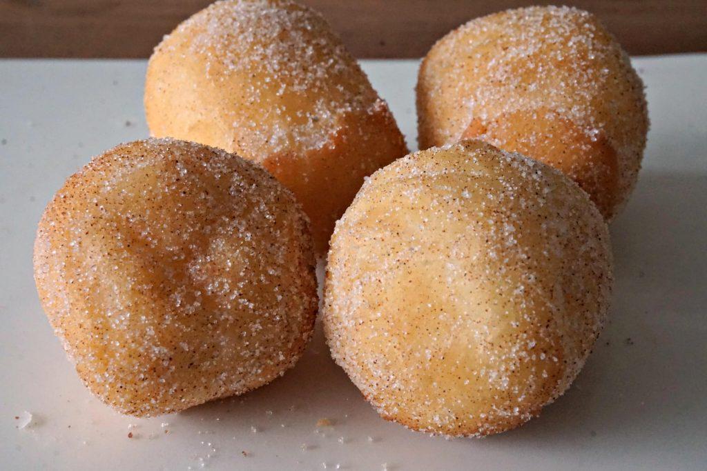 Kettle Glazed Doughnuts - Doughnut Holes