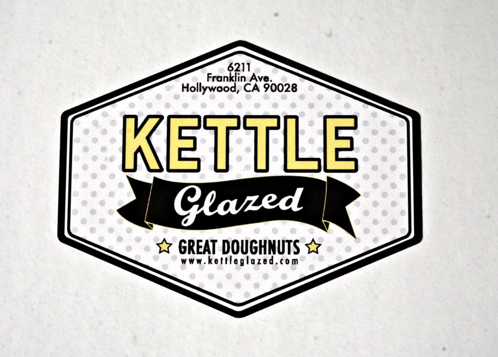 Kettle Glazed Dougnuts Logo
