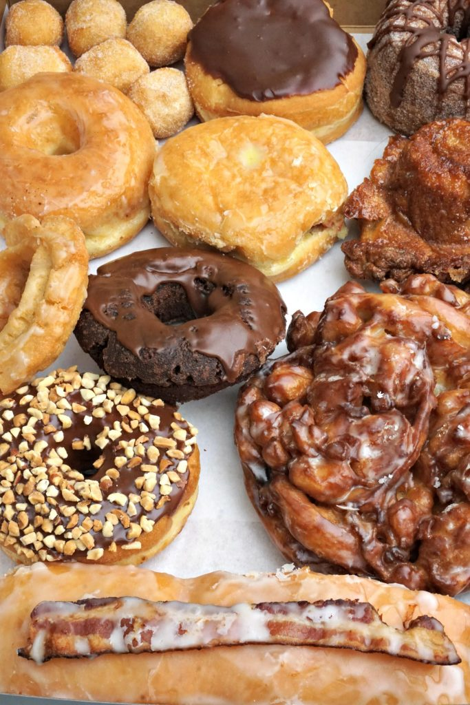 Kettle Glazed Doughnuts Hollywood Belgian Foodie
