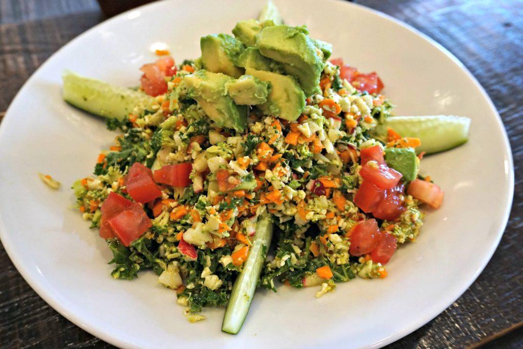 DC Chop Salad - Stamp Proper Foods