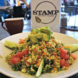 Stamp Proper Foods – Los Feliz cafe