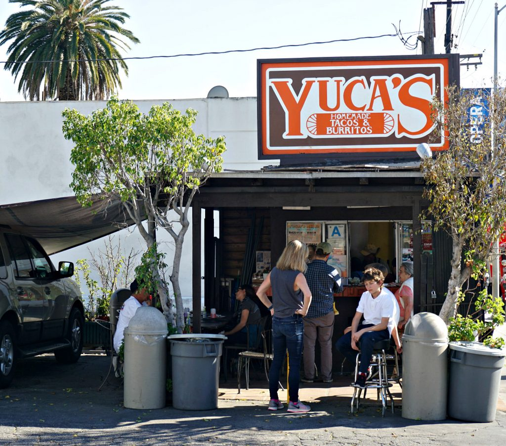 Yucas Tacos - Stamp Proper Foods