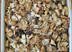 Traditional Matzo Kugel for Passover