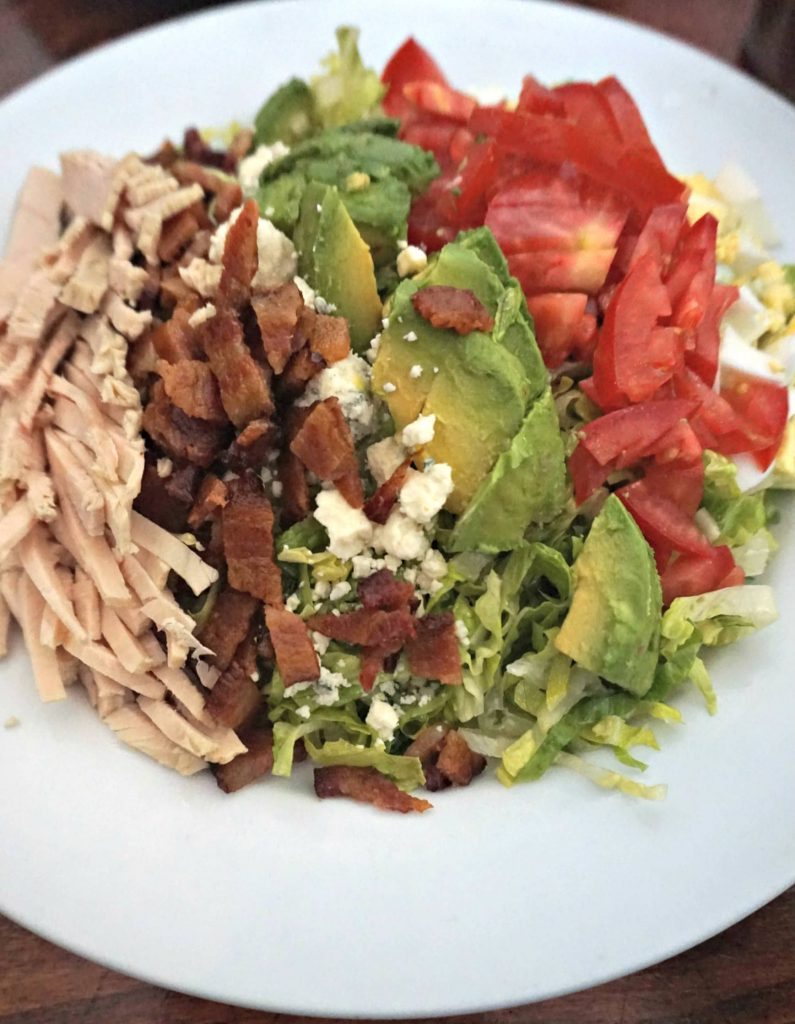 Classic Cobb Salad - Bread and Porridge