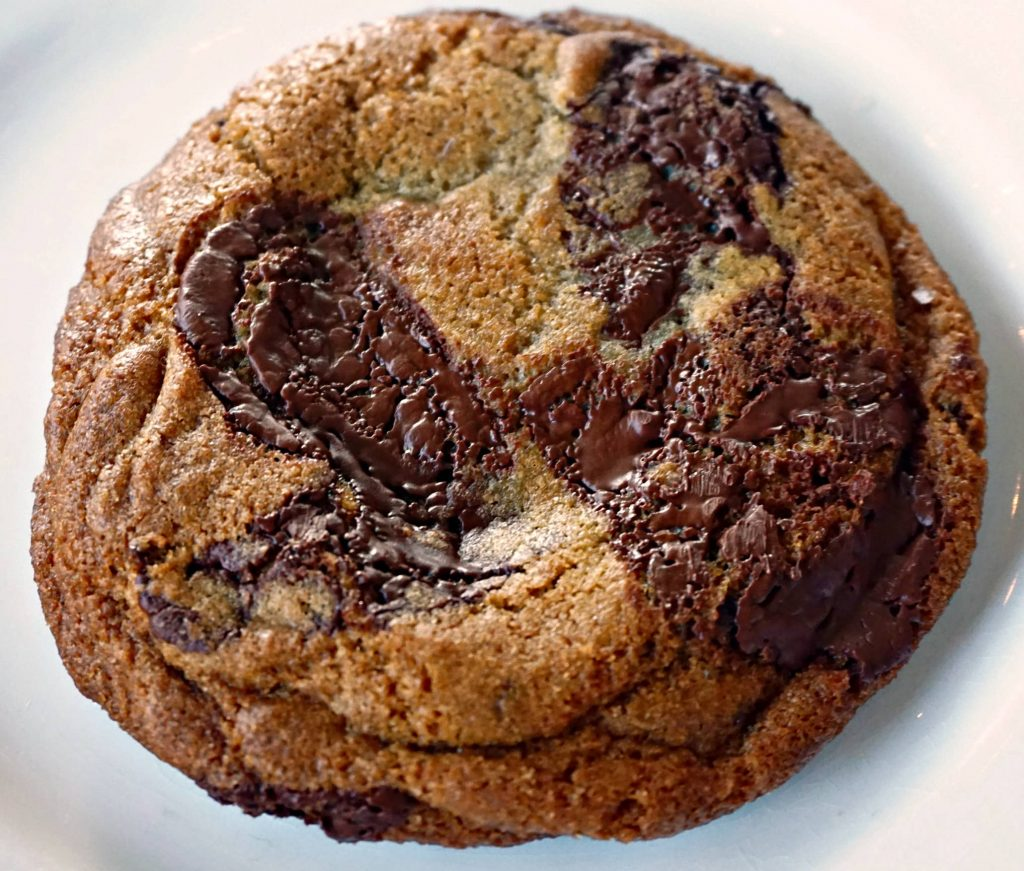 Restaurants in Los Angeles- Gwen Chocolate Chip Cookie