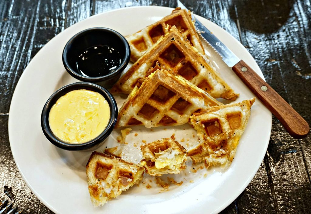 Restaurants in Los Angeles - Toasted Roasted Waffles